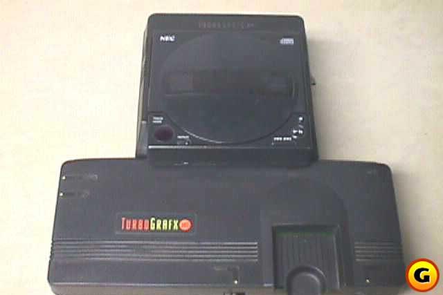 The TurboGrafx-16.
