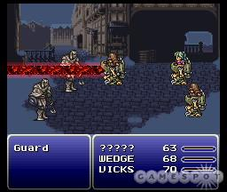 Final Fantasy III let your characters hop into mech-like vehicles.