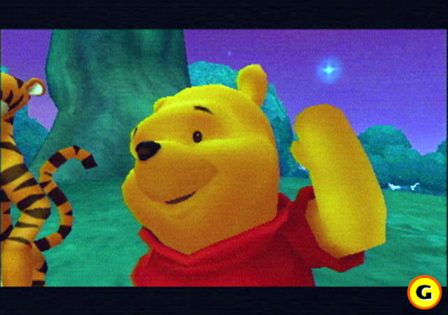 Pooh and Tigger are just two of the familiar faces in Kingdom Hearts.