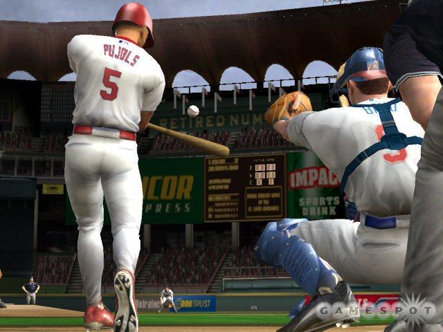 MVP Baseball 2004 is the second entry in EA's baseball franchise.