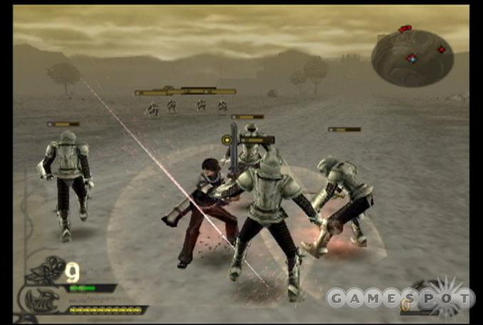 Drakengard is a unique action RPG that features elements from different game genres.