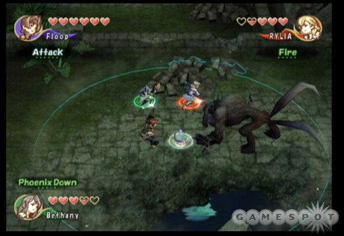 Crystal Chronicles is simply beautiful to look at.