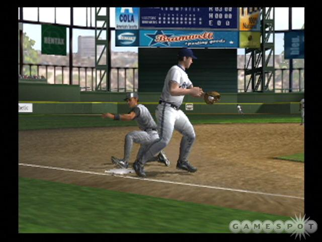 MVP Baseball 2004 represents a significant improvement on its predecessor, and it's a fantastic baseball game overall.