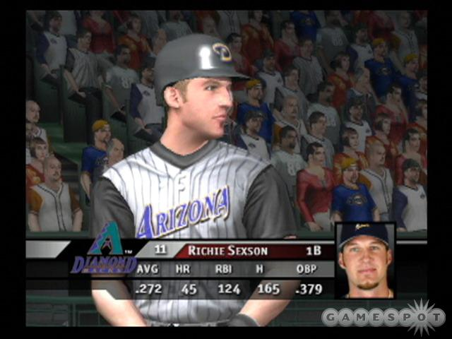 As authentic as the visuals are in MVP 2004, the audio is even more impressive.