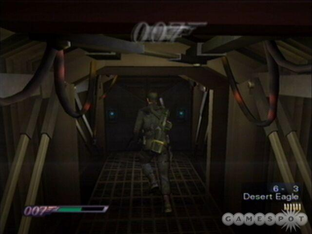 At the end of each of the first four train cars it is possible to earn a Bond moment by using stealth to kill the enemies inside.