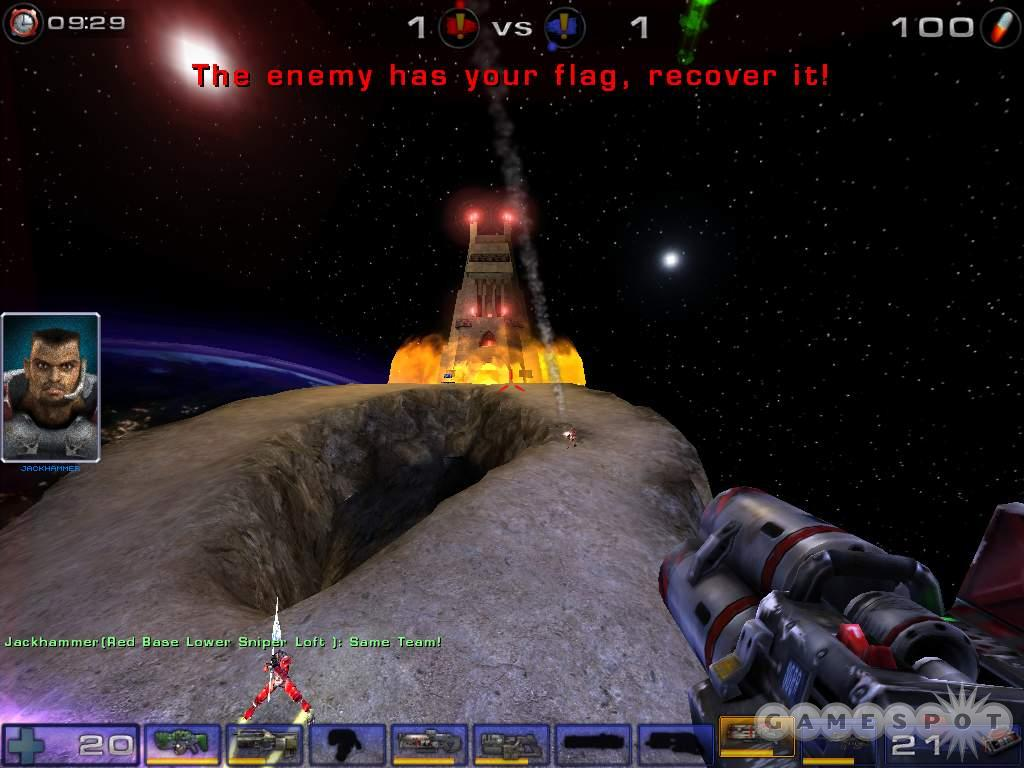 Unreal Tournament 2004 is the new king of online shooters.