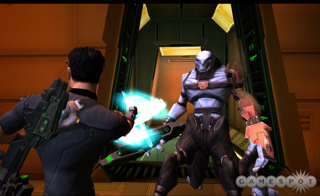 The game features dialogue written by author Orson Scott card.