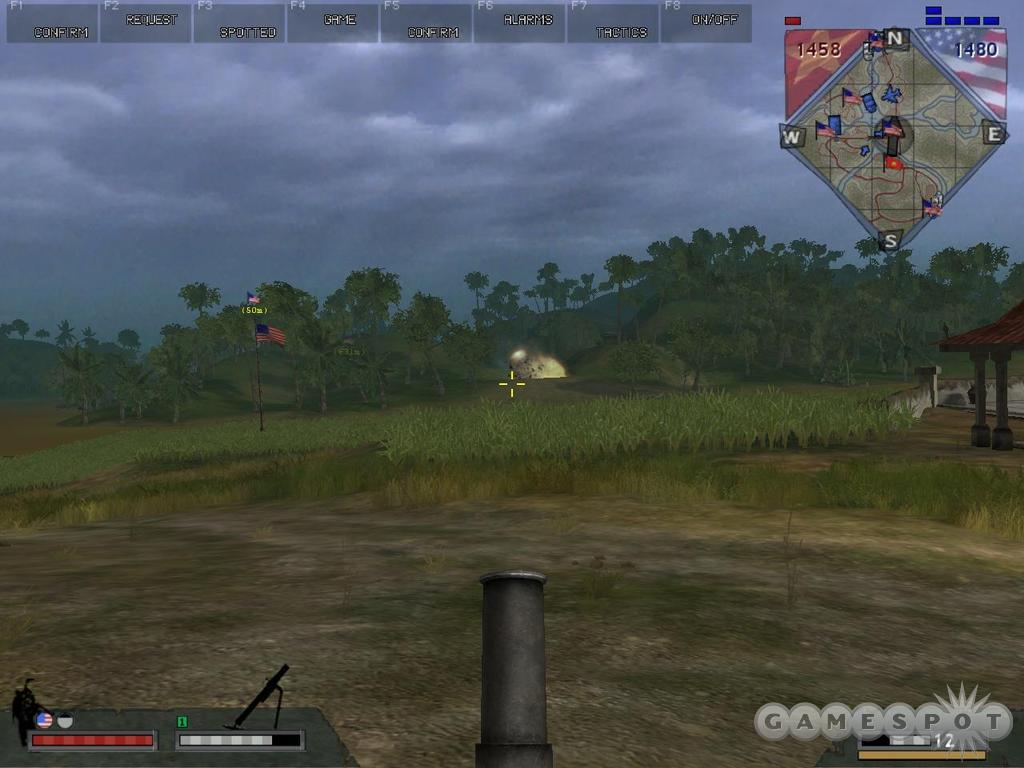 Mortars can be effective defensive weapons.  Get a range on a chokepoint, and wait for the enemy to stumble through.