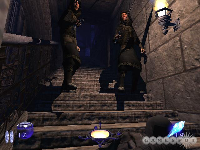 Deadly Shadows is more open-ended than its predecessors (let alone most action games), but this loose structure isn't entirely a good thing.