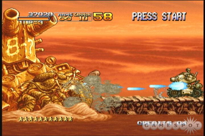 Do not approach Metal Slug 3 unless you are prepared for a serious challenge.