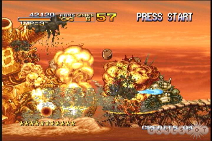 Metal Slug fans can look forward to hearing the announcer mispronounce