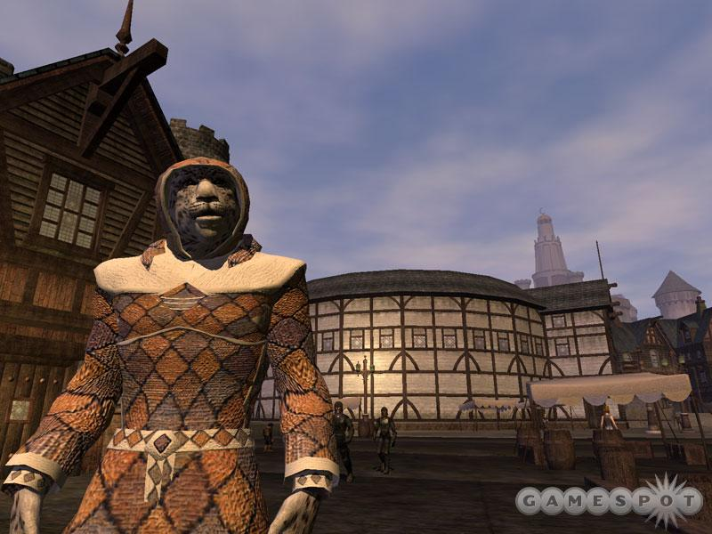 EverQuest II will introduce a beautiful new vision of Norrath.