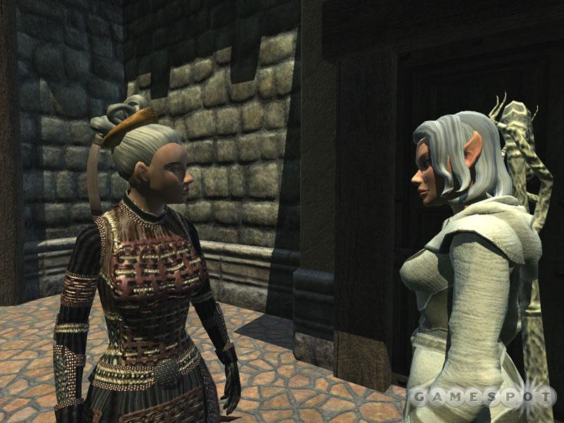 EverQuest II promises lots of social interaction, in addition to the adventuring.