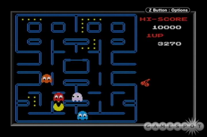 Pac-Man's a classic, sure, but the NES version isn't his best work.