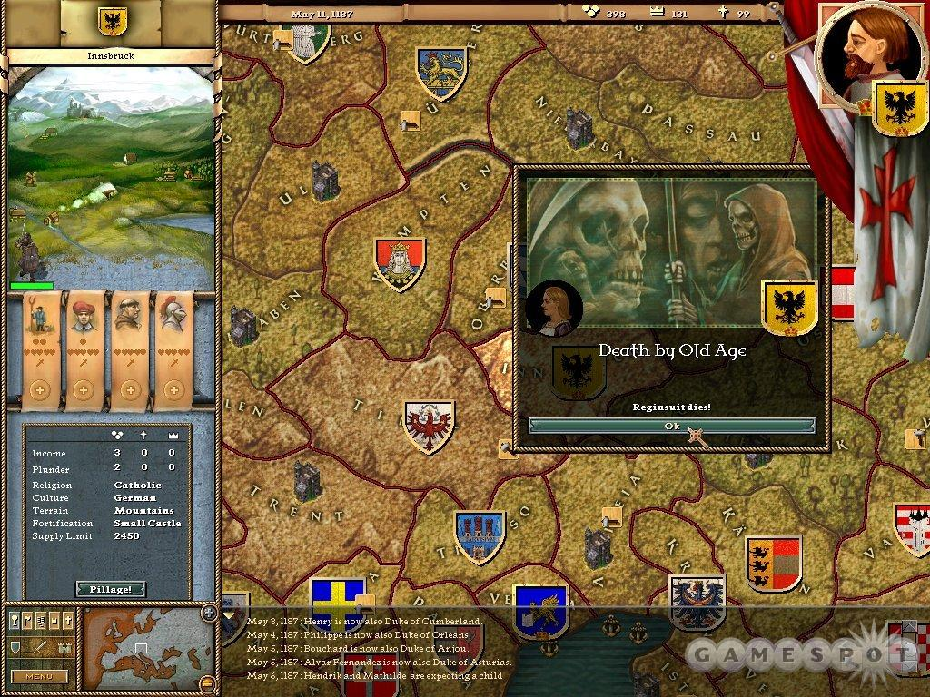 Playable kings with dozens of personality traits make this the most human game in the Europa Universalis series.
