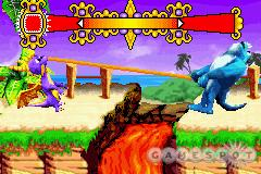 Most of the action in Spyro Orange happens in the minigames contained within each level.