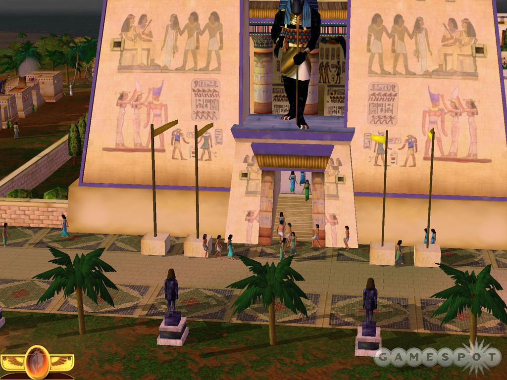 Cult temples will allow your citizens to worship their gods while giving you a huge prestige boost.