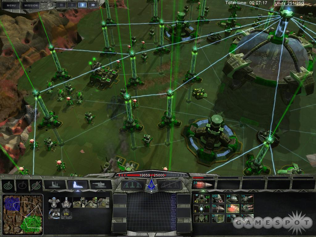 See screenshots of Perimeter