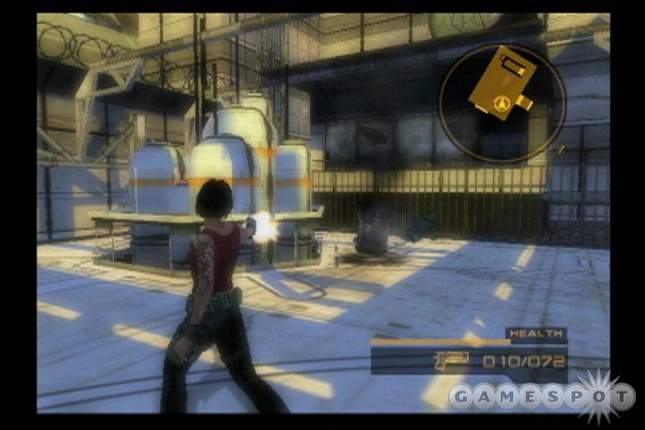 Redemption's graphics are head and shoulders above the Dreamcast visuals of its predecessor.