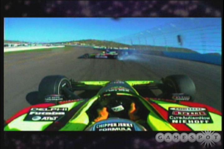 Racing online can be troublesome if the other players aren't interested in racing properly.