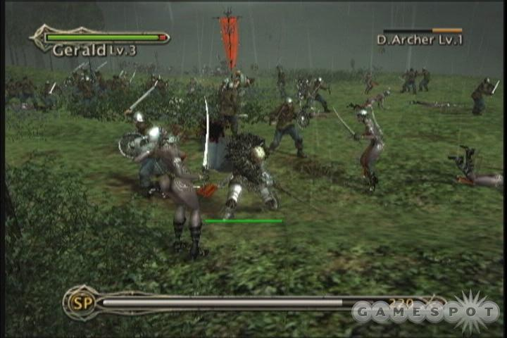 Units ranging from infantry to cavalry and paladins to storm riders will round out the human armies.