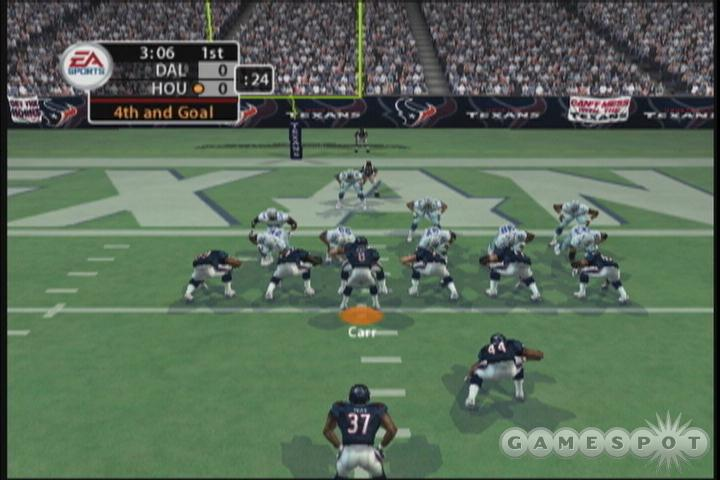Madden NFL 2005 is finally here, and it absolutely does the Madden name proud.