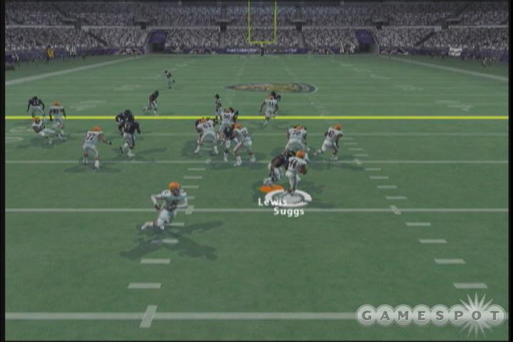 The changes made to defense, which include the defensive hot routes and the new hit stick, are absolutely phenomenal.