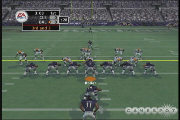 The graphical differences between this year's Madden and last year's are pretty subtle--and there aren't a whole lot of them.
