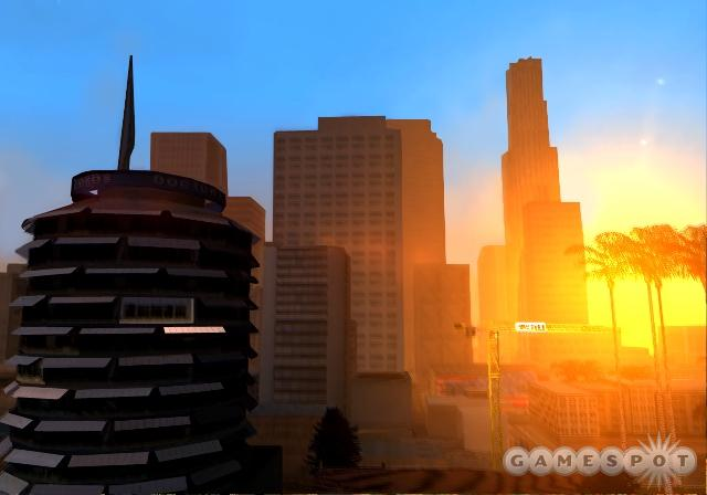 The teeming cityscape of Los Santos is home to many districts, neighborhoods, and types of people.