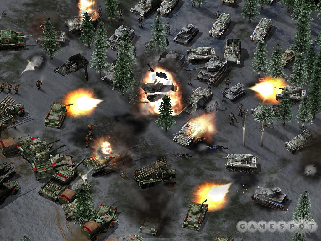 See screenshots of Axis & Allies