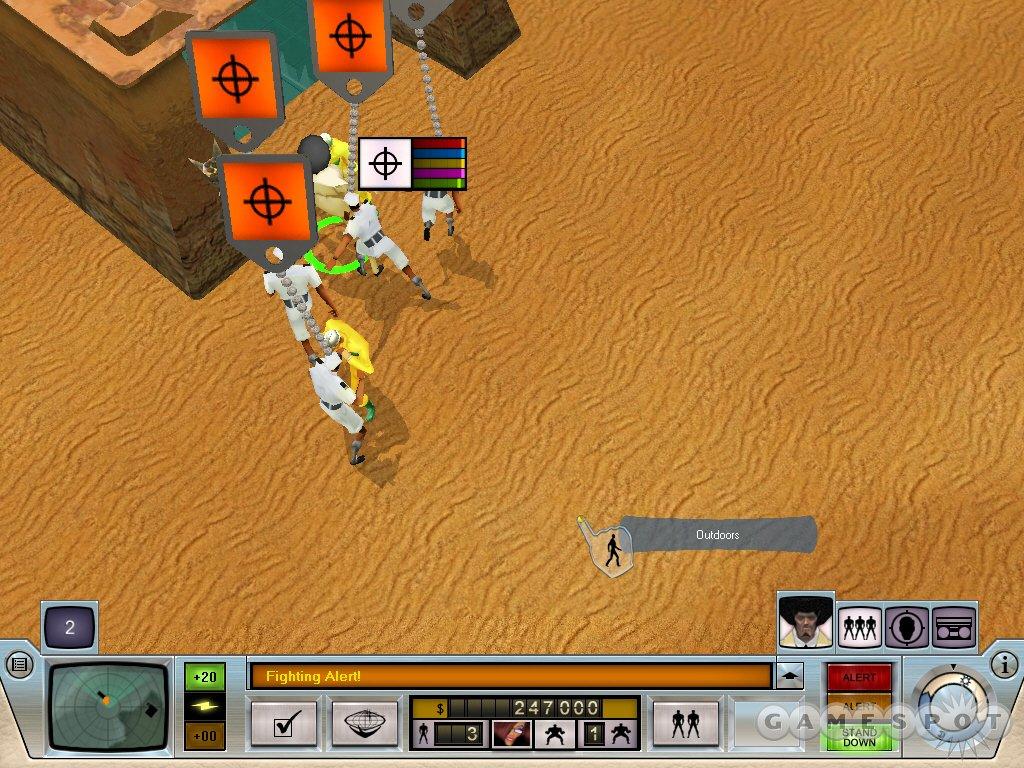 See screenshots of Evil Genius