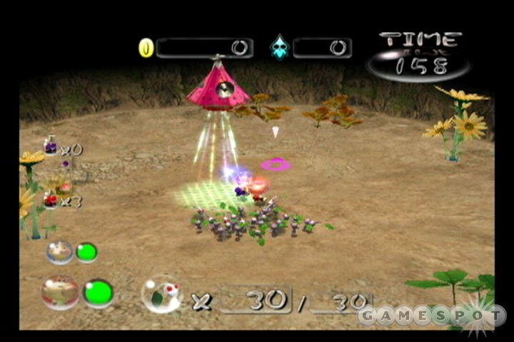 Pikmin 2 builds on the original game by adding new pikmin and an apprentice named Louie.