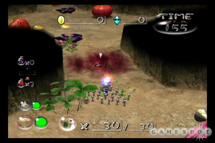 Pikmin 2 is a longer game than the original.