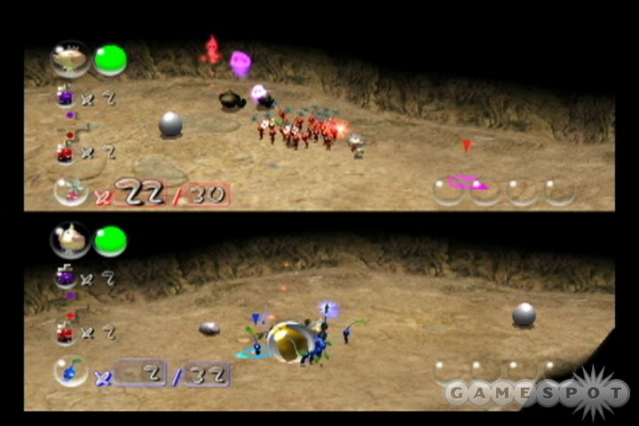Pikmin 2 is an excellent sequel.