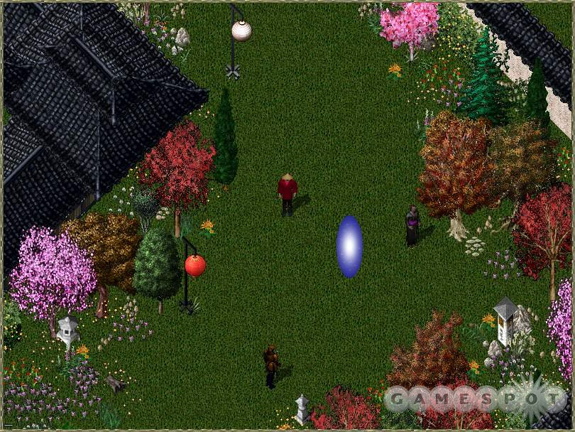 The mighty samurai will join the ranks of Ultima Online.