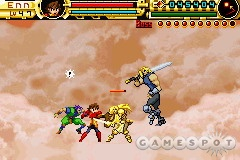 Yes, that is the sequel to Guardian Heroes, on the GBA no less.