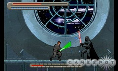 Luke will confront Boba Fett, the rancor monster, and eventually Darth Vader.