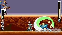 Zero's Z-Saber can cut enemies in half.