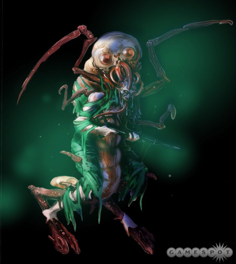 Many of BioShock's inhabitants aren't human. At least, not anymore.