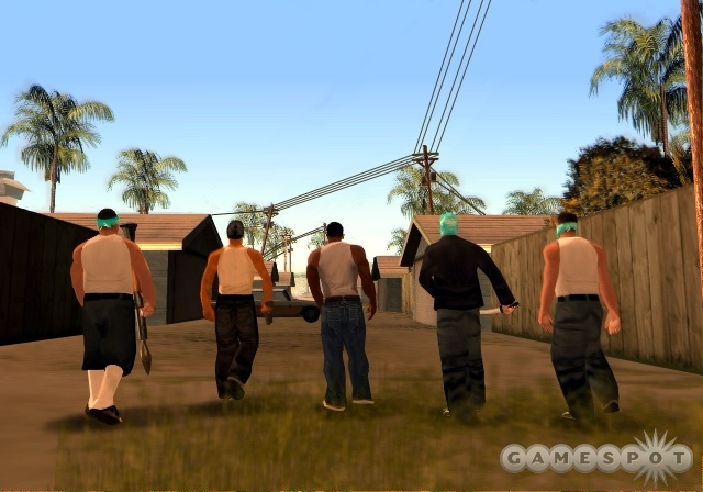 Gangs have come a long way since they were first introduced in GTA2.