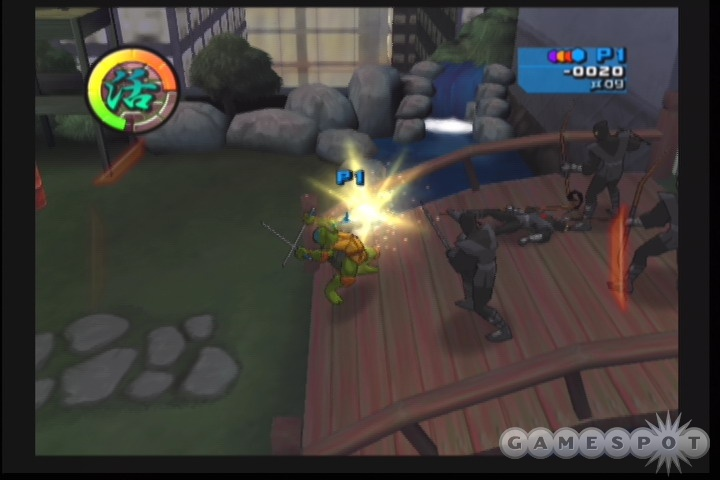 The addition of bad platforming mechanics serves only to make Battle Nexus even worse.
