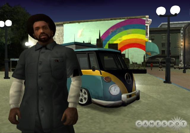 There's much more to San Andreas than just running with a gang and dumping on your enemies.
