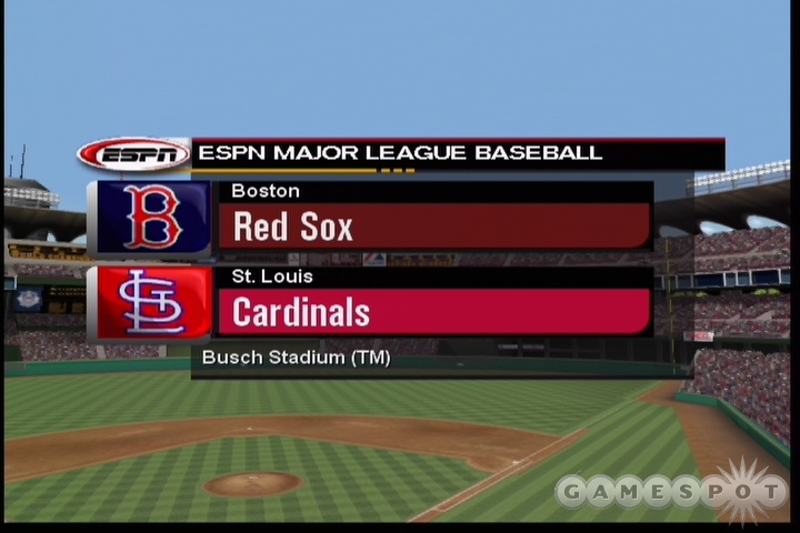 The Cardinals and the Red Sox. A classic match-up of batting power and pitching skill.