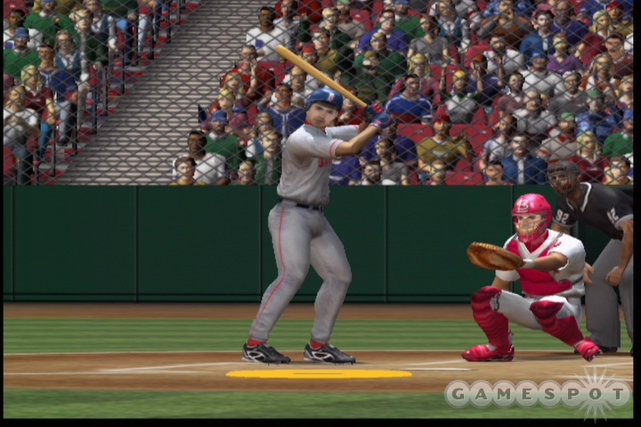 Johnny Damon has the right combination: the bat, the speed, and the hair.