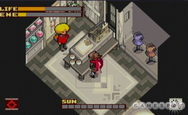 Though it's a sequel, Boktai 2 still manages to feel fresh and different once its action picks up.