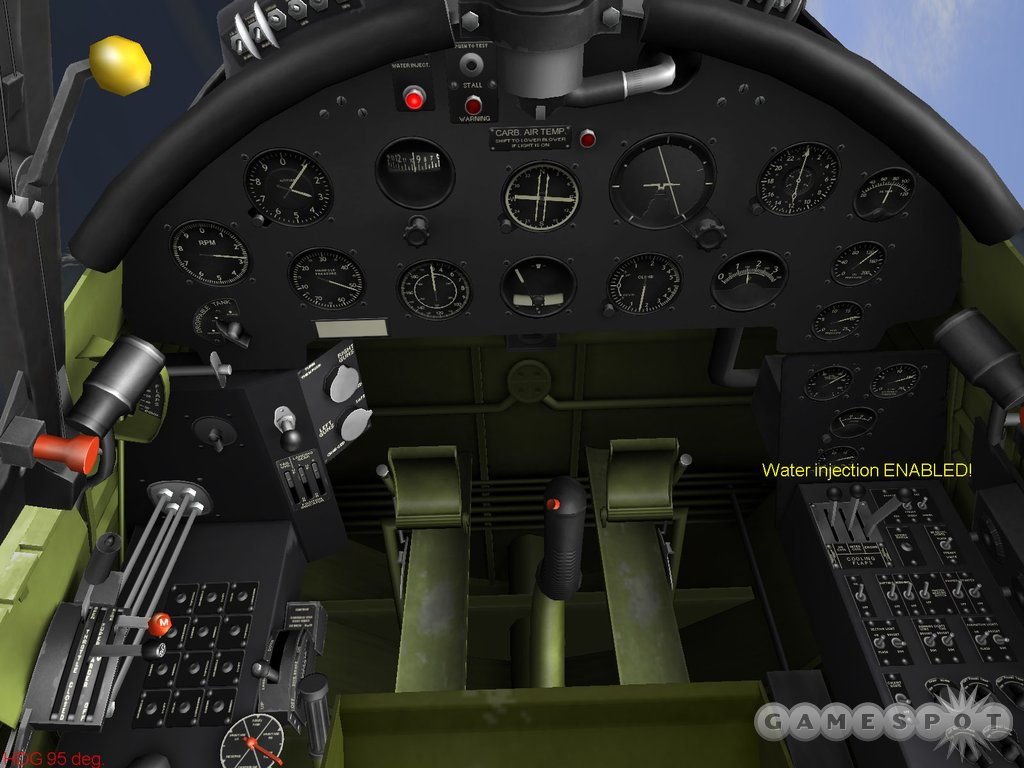 Cockpits are highly detailed and look almost photo-realistic at high resolution.