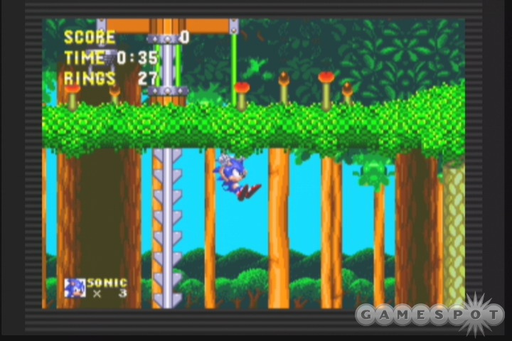 Dr. Robotnik's Mean Bean Machine is nothing but a Puyo Pop clone...so it goes without saying that it's addictive and awesome.