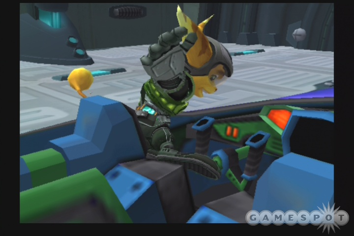 Ratchet & Clank's single-player will be instantly familiar to fans of the series. The multiplayer, however, is all-new.