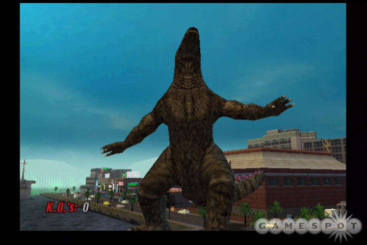 Godzilla and company are back to pound the heck out of one another, as well as destroy civilization while they're at it.