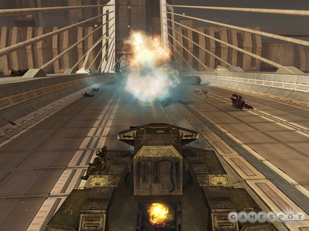 Halo 2's campaign is a blast to play, but is ultimately disappointing. Fortunately, the rest of the game is a blast to play, period.